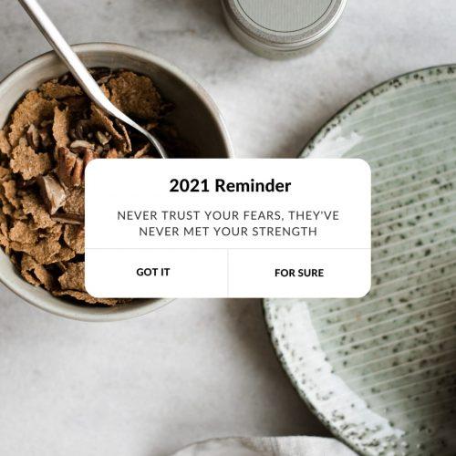 5 Bad Habits to Kick in 2021