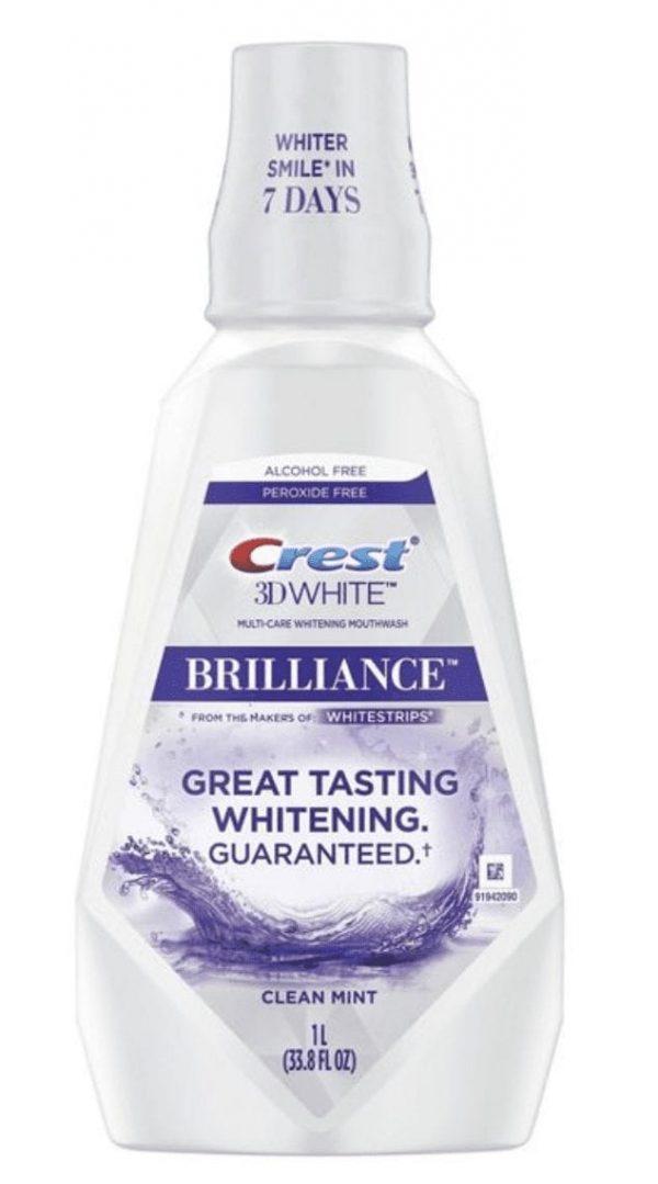 Crest 3D White Mouth Wash