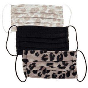 Leopard Masks