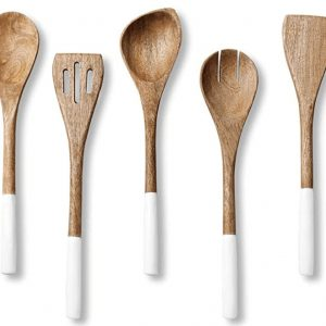 Wooden Spoon Set 5 Piece