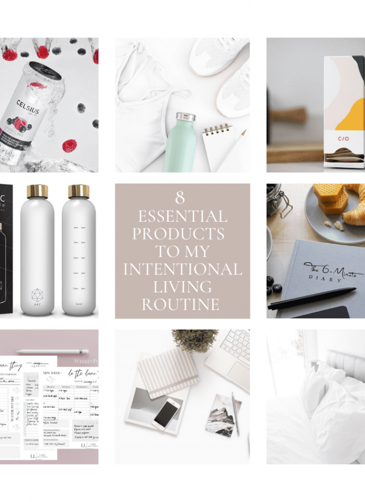 Products for Intentional Living